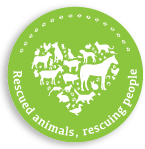 Animal Assisted Cause Icon BrightGreen wShadow 144